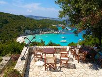 Antipaxos Insel Paxos island Greece Griechenland von Andreas Jontsch