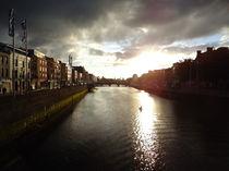 O'Connell bridge Dublin  von Azzurra Di Pietro