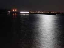 Dublin coast by night  by Azzurra Di Pietro