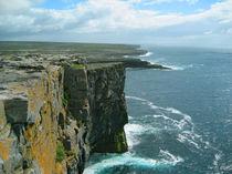 Inishmore Cliff  by Azzurra Di Pietro