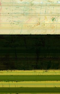 Abstract Landscape - The Highway Series von Michelle Calkins