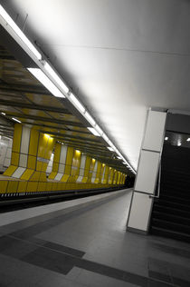 U-Bahn Station von Thomas Train