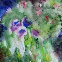 Enchanted garden von Katia Boitsova-Hošek