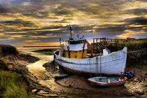 South Ferriby Boat by martinhenry