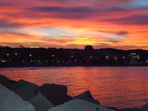 Summer sunset II by Azzurra Di Pietro