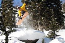 Snowboard #4 von Mikhail Shapaev