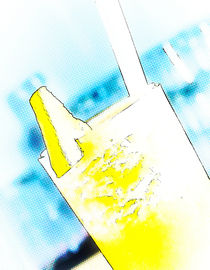 Pop art cocktail image digital art by lions-play
