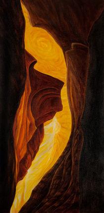 antelope canyon II von Hans-Georg Fischenich