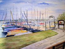 Wallhauser Hafen von Christine  Hamm