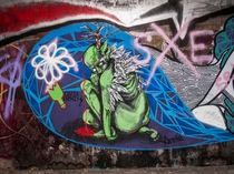Grafitti, Kiev by Graham Prentice