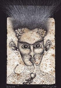 Psychonaut by friedrich stumpfi