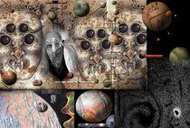 Tibet in Space by friedrich stumpfi
