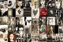 Art Collage von Christine Lamade