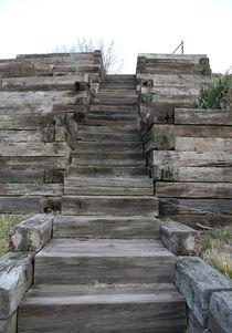 Stairway to Heaven by Debra Scribner