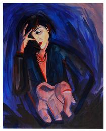 Blue Rhapsody von Calina Hiriza