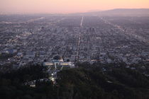 Los Angeles Sunset by Anthony Grant