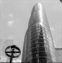 Manhattan #11 Lipstick Building by Wolfgang Cezanne