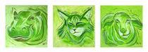 Die grüne Welle von Annett Tropschug