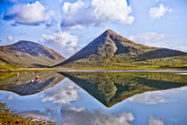 Skye Reflections by Derek Beattie