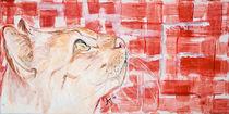 Cats Moments - red von Annett Tropschug