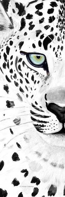Leopard SW von Annett Tropschug