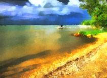 Balaton lake von Odon Czintos