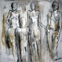 women by Christine Lamade