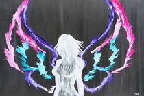 Female Angel von Vasilevski Mendo