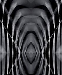 Gothic reflection by Odon Czintos