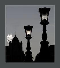 Silhouette von Odon Czintos
