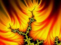 Fire fractal von Odon Czintos