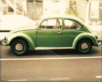 Punch Buggy Green von thelonelypixel
