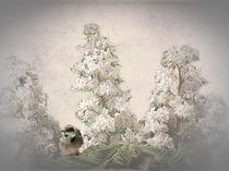 Kastanienblüten von Elke Balzen