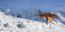 Wanderweg außer Betrieb von Bettina Schnittert