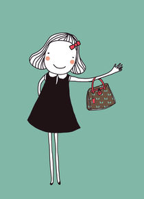 'It Bag' von June Keser