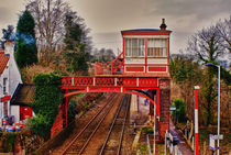 Wylam Station by John Ellis