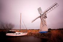 Thurne Windmill von Bill Pound