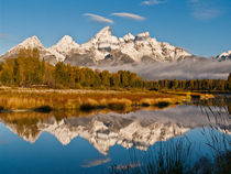 Grand Teton National Park, Wyoming, USA  von Tom Dempsey