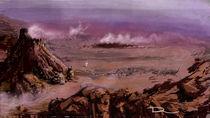 Rocky Planet von Danny Silva