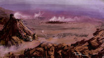 Rocky Planet by Danny Silva