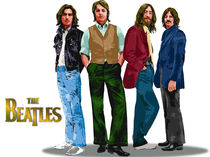 The-beatles-by-david0912