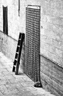Wooden staircase von Marco Moscadelli