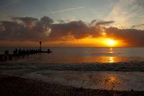 Pakefield Sunrise 02 by Bill Pound