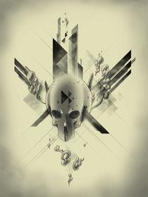 skull by Alexander Mikhaylov