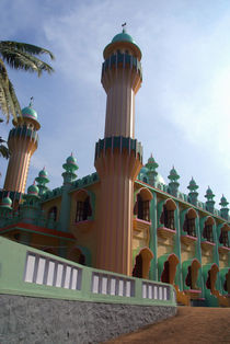Beachside Mosque Varkala von serenityphotography