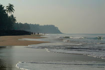 Black Beach Varkala by serenityphotography