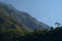 Lush Scenery Ghasa to Tatopani von serenityphotography