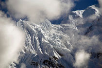 Mountaintop from Upper Pisang by serenityphotography