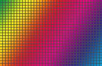 Rainbow Squared von mellimage