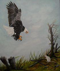 Greifvogel by G.Elisabeth Willner